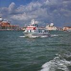 Wassertaxi-Tour nach Torcello