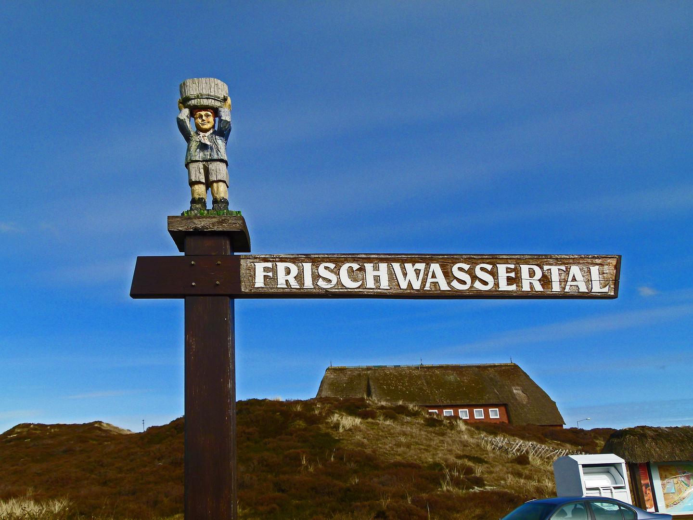 Wasserträger im Tourismus