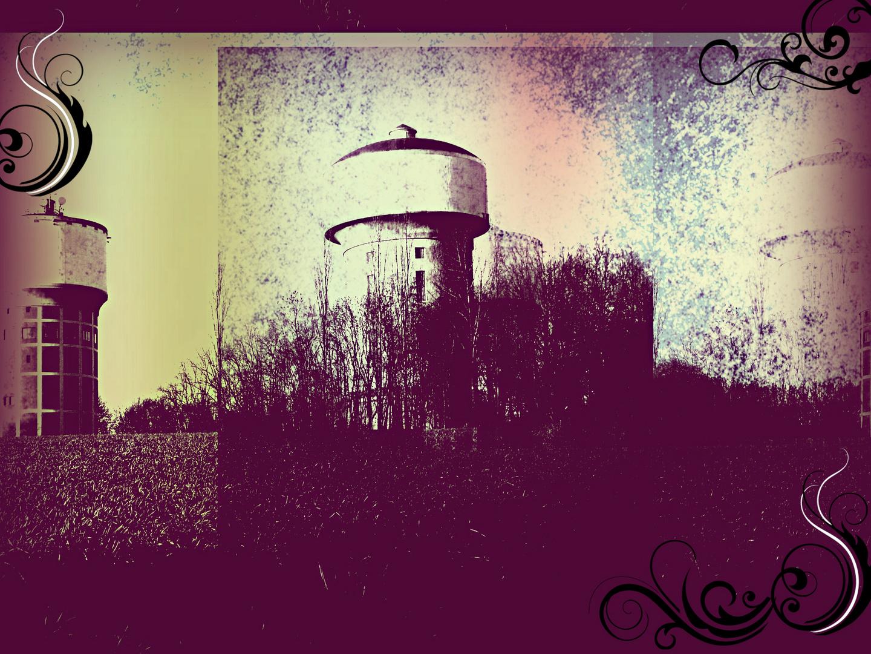 Wassertürme bei Lünen