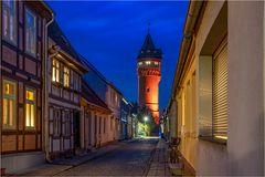Wasserturm am Weinberg in Burg (bei Magdeburg)