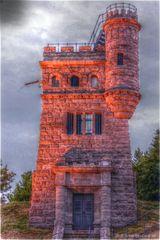 Wasserturm auf dem Goldberg bei Ohrdruf