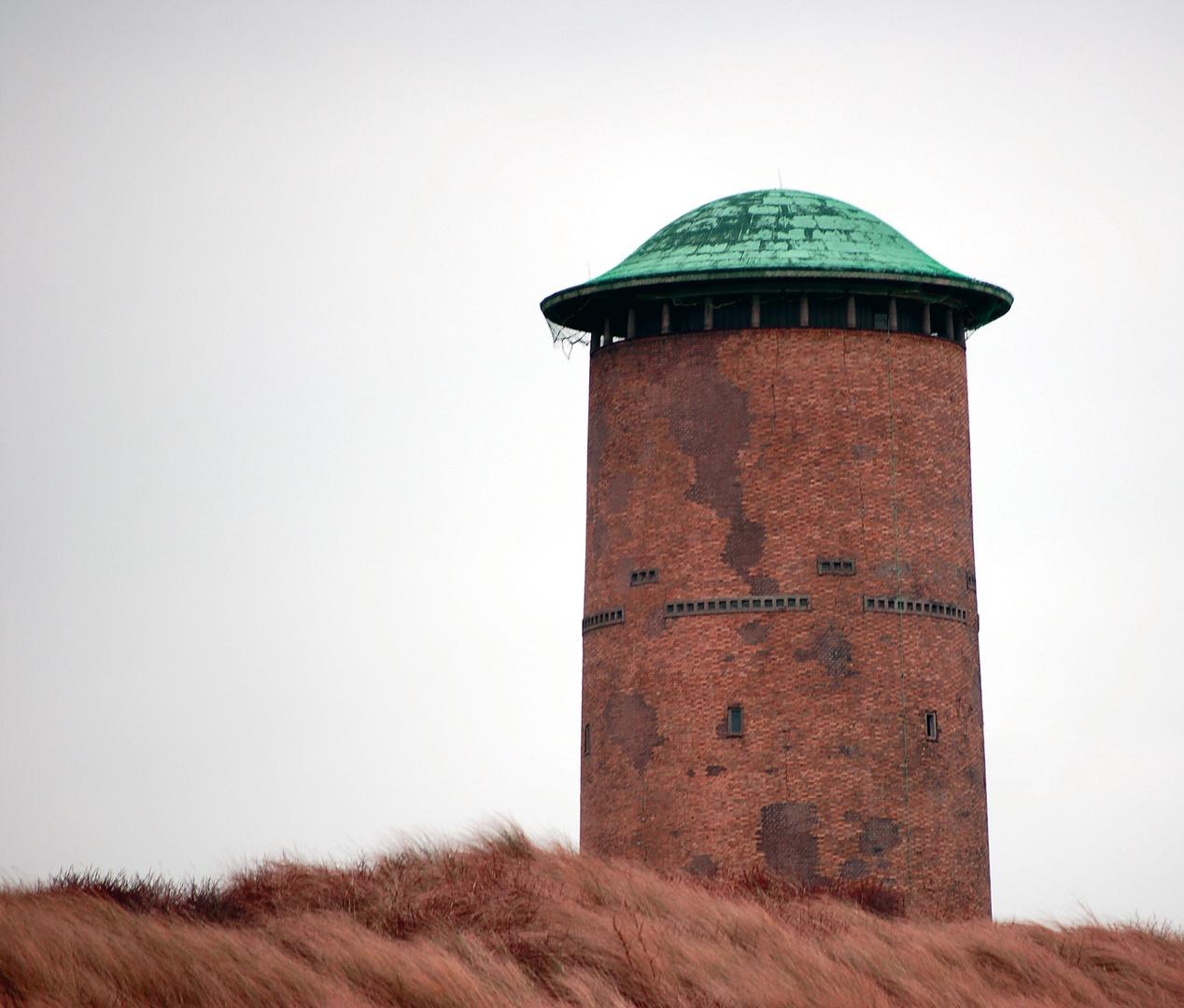 Wasserturm Domburg (Noch Da)