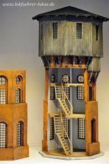Wasserturm - Historisches Modell  1:32