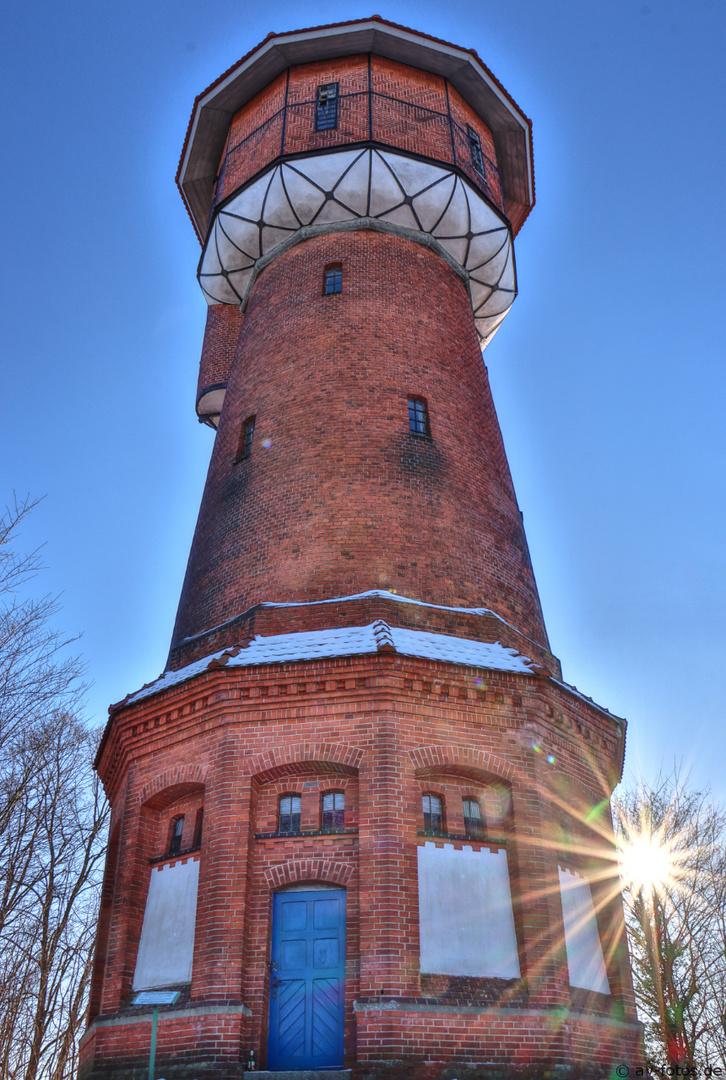 Wasserturm in 17179 Gnoien