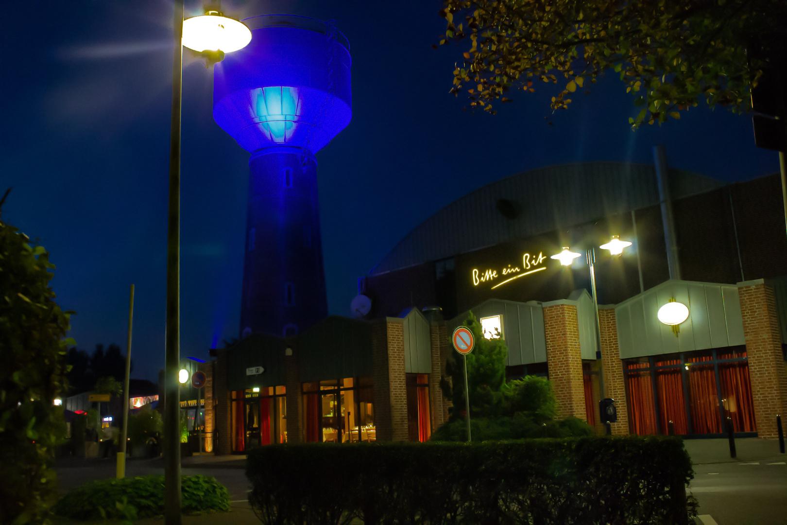 Wasserturm in Alsdorf
