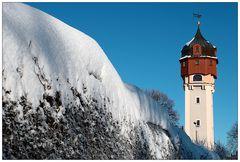 Wasserturm in Freiberg
