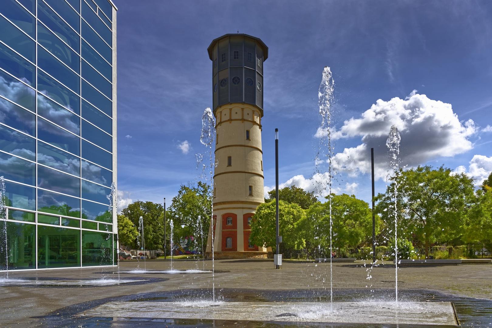Wasserturm in Gütersloh