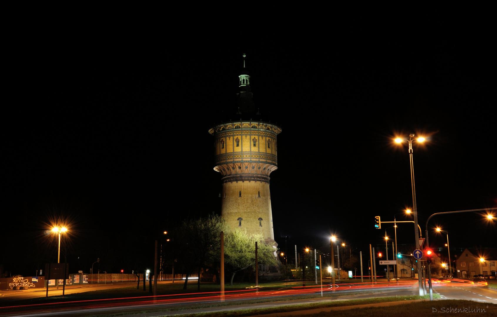 Wasserturm in Halle(Saale)