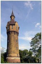 Wasserturm in Liebertwolkwitz...