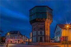 Wasserturm in Staßfurt
