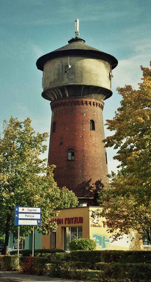 Wasserturm Kostrzyn