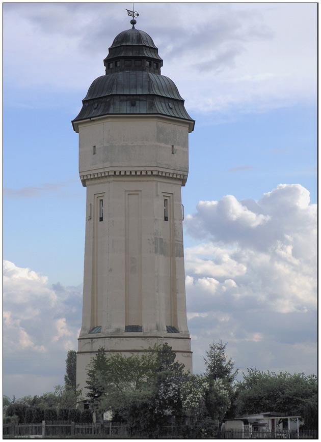 Wasserturm Leipzig Engelsdorf