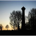 Wasserturm mit Ablaufdatum