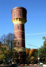 Wasserturm ... Oldenburg von 1896