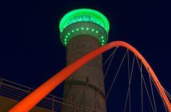 Wasserturm und Brücke - Oberhausen