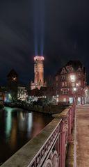 Wasserturm von der Altenbrückertorstraße