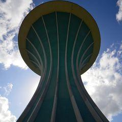 Wasserturm von Mürwik