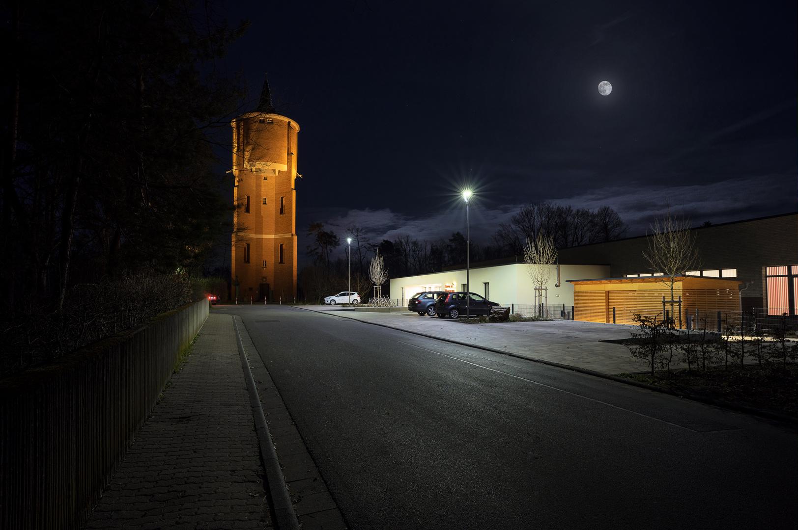 Wasserturm Wasserturm Rodgau-Jügesheim; Landkreis Offenbach