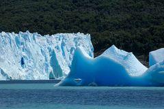 Wasserung von Eis