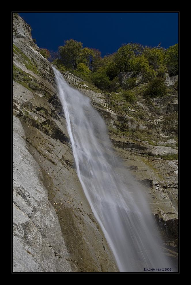 Wasservorhang