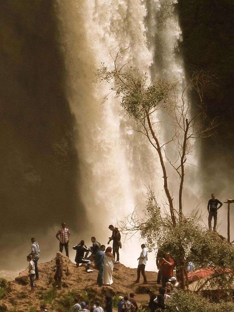 Wasserwand
