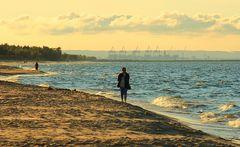 Wasserwaten - Ostsee vor Danzig