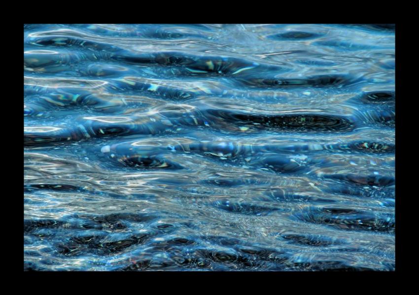 Wasserwellen