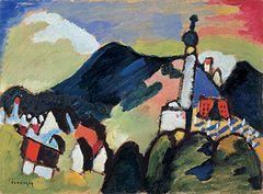 Wassili Kandinsky Murnau