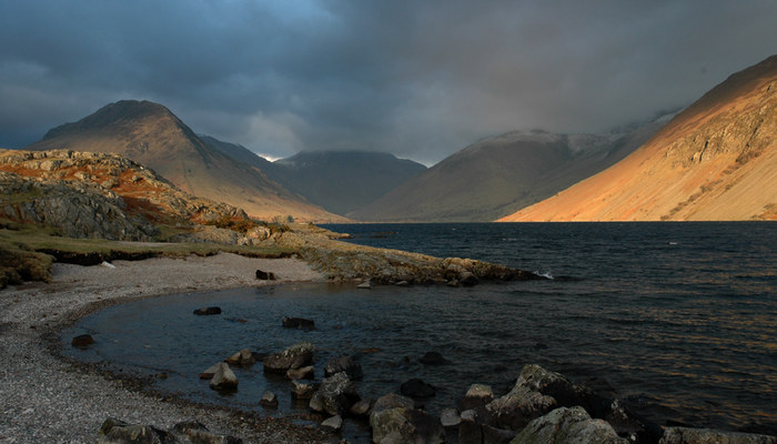Wast Water, Cumbria, England