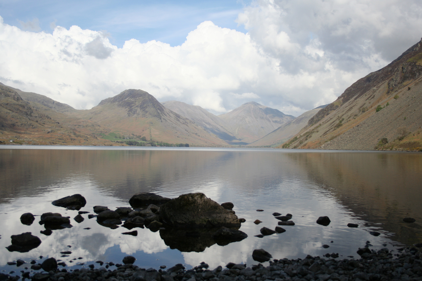 Wast Water, Lake District