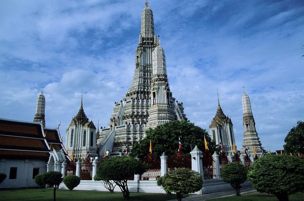 Wat Arun Tempel - Bangkok