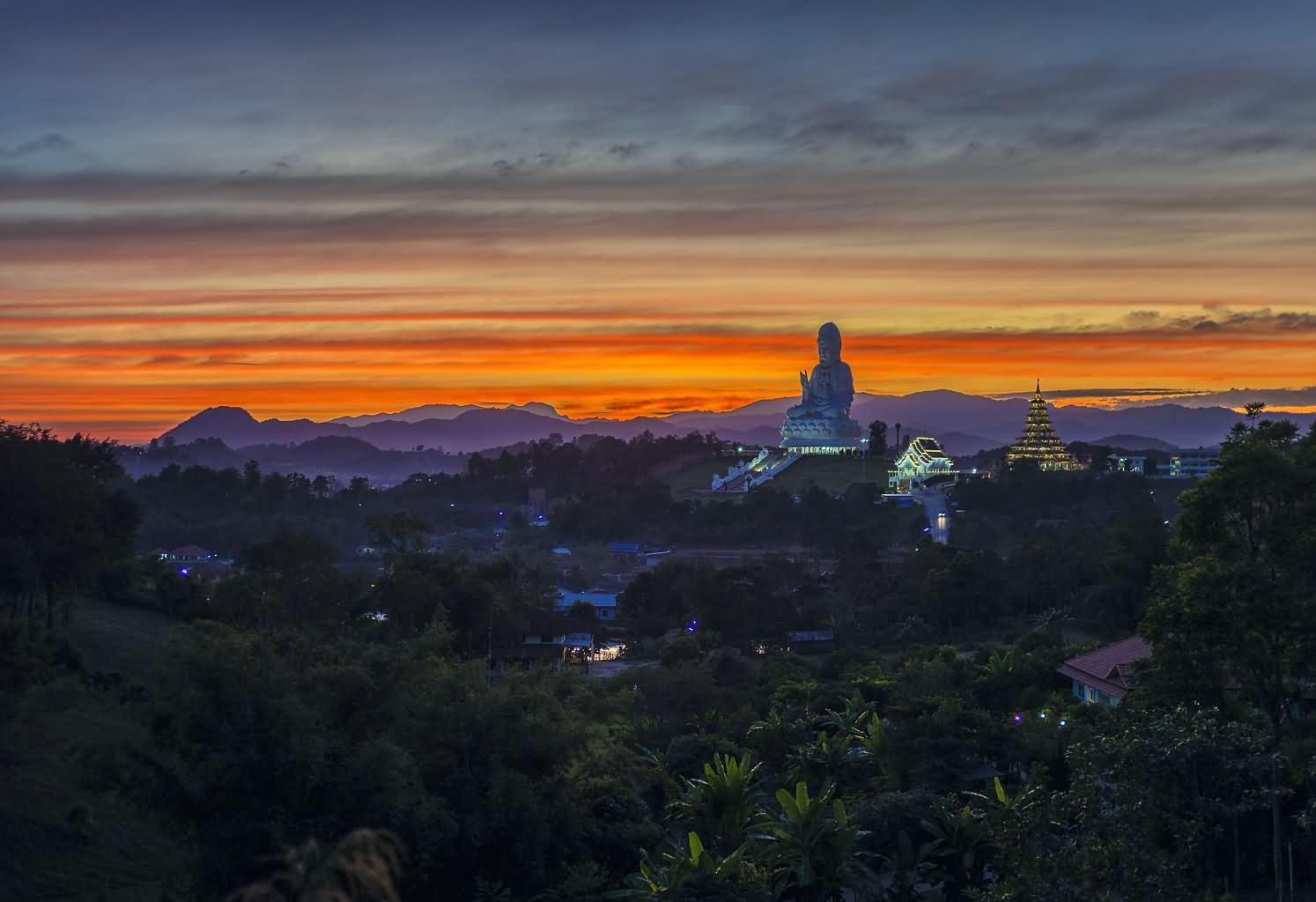 Wat Huay Pla Kang I