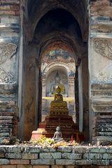 Wat Jet Yot - ChiangMai