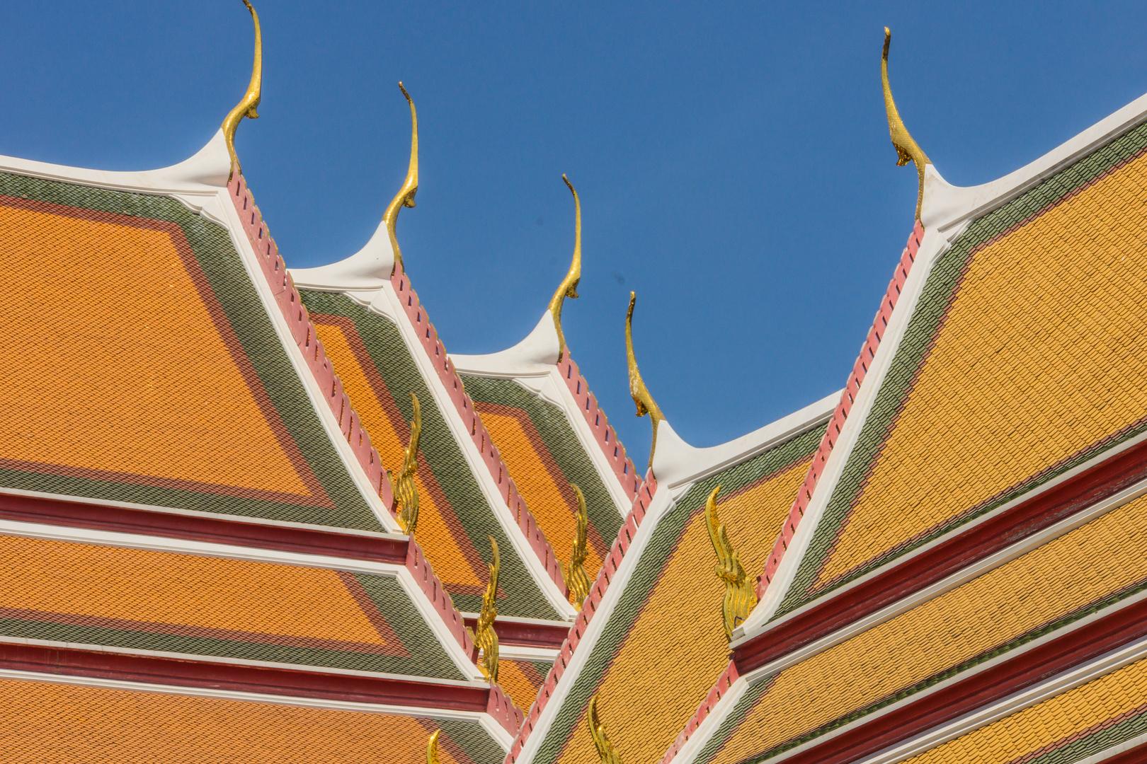 Wat Pho III - Bangkok