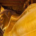 Wat Pho - reclining buddha (I)