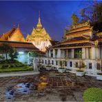 Wat Pho Tempelanlage