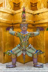 Wat Phra Kaeo - Bangkok
