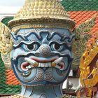 Wat Phra Kaeo, Bangkok, Thailand, 2005