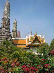 Wat Phra Keo Detail