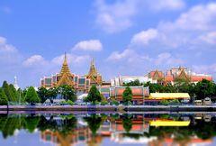 WAT PHRA KHEO -- Bangkok