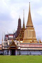 Wat Pra Kaeo - Bangkok
