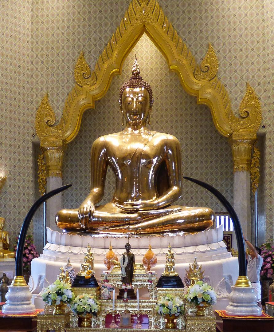 Wat Traimit: Buda de Oro