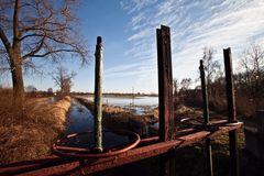 water barrier  .  .  .  . Maksymilianowo -3-