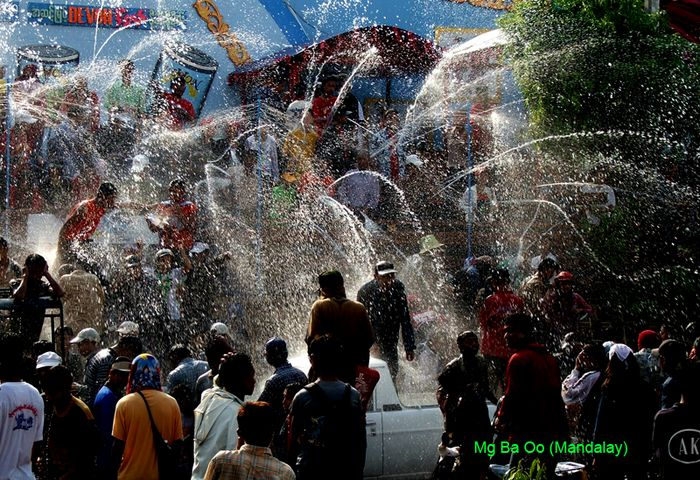 Water Festival (Thingyan)