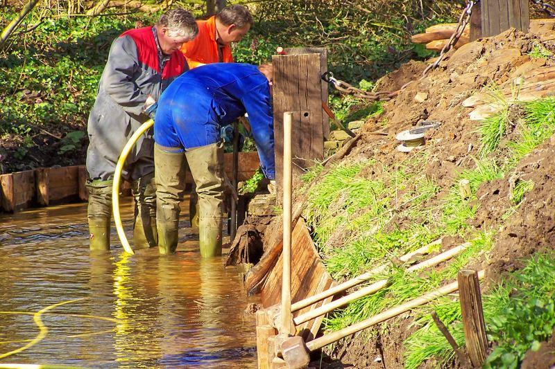 Water management...