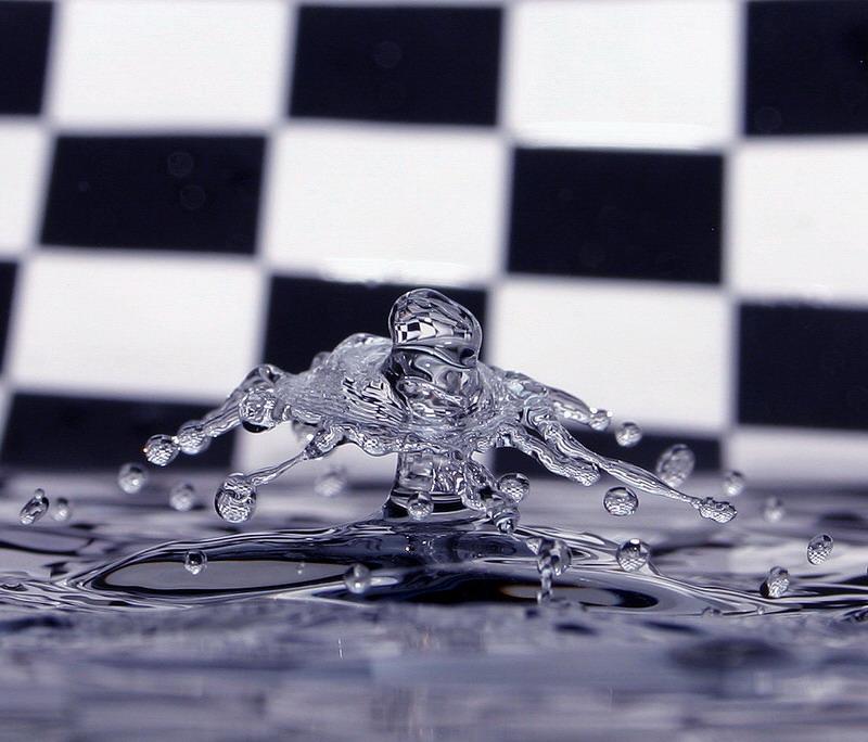 Water sculpture #2