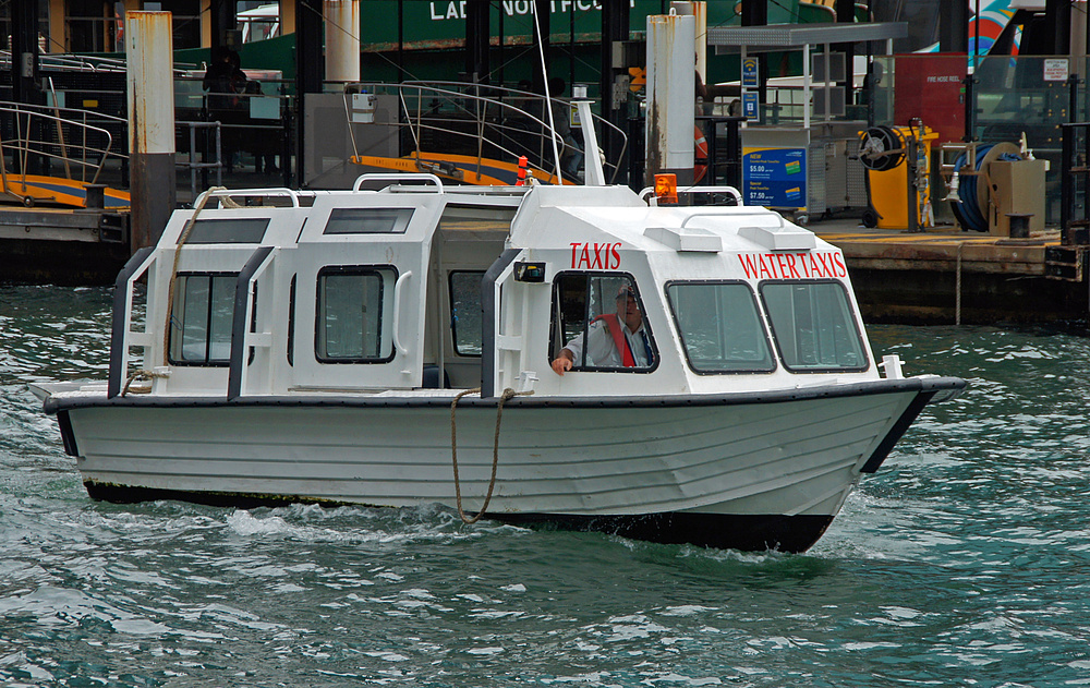 ..Water Taxis..