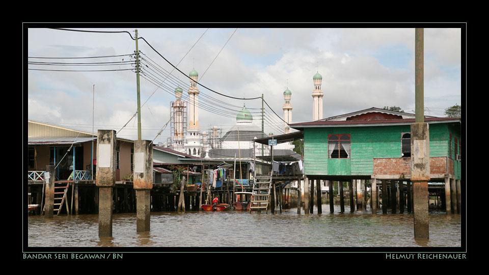 Water Village II, Bandar Seri Begawan / BN