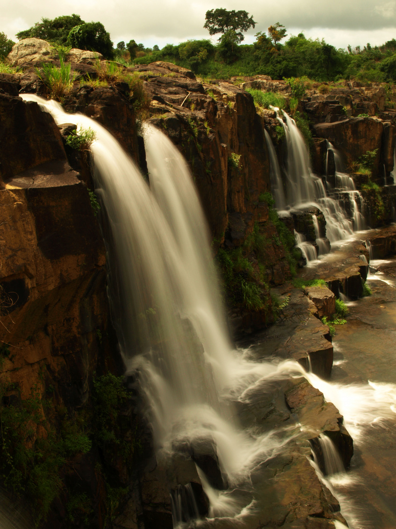 Waterfall.../