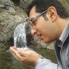 *-*-waterfall-*-*